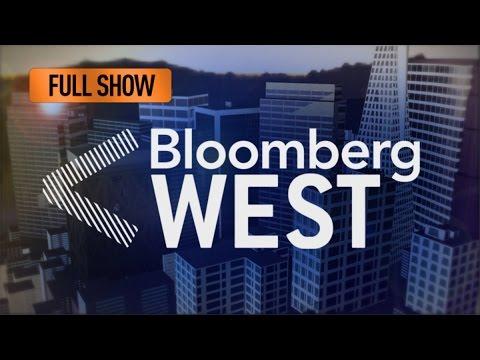 Tech Stocks Rebound: Bloomberg West (Full Show 8/25)