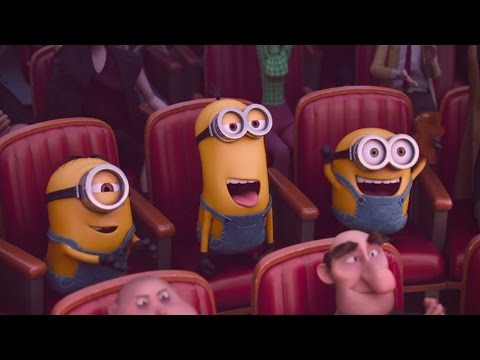 New Full-Length MINIONS Trailer Review - AMC Movie News