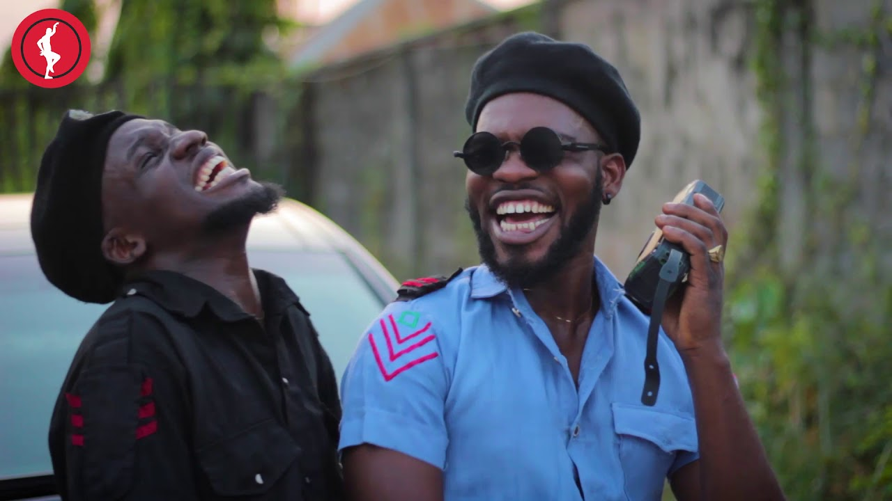 POLIVE IS YOUR FRIEND (full video) brodashaggi  officer woos   comedy