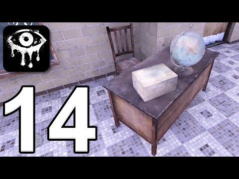 Eyes: The Horror Game - Gameplay Walkthrough Part 14 - New Map: School (iOS, Android)