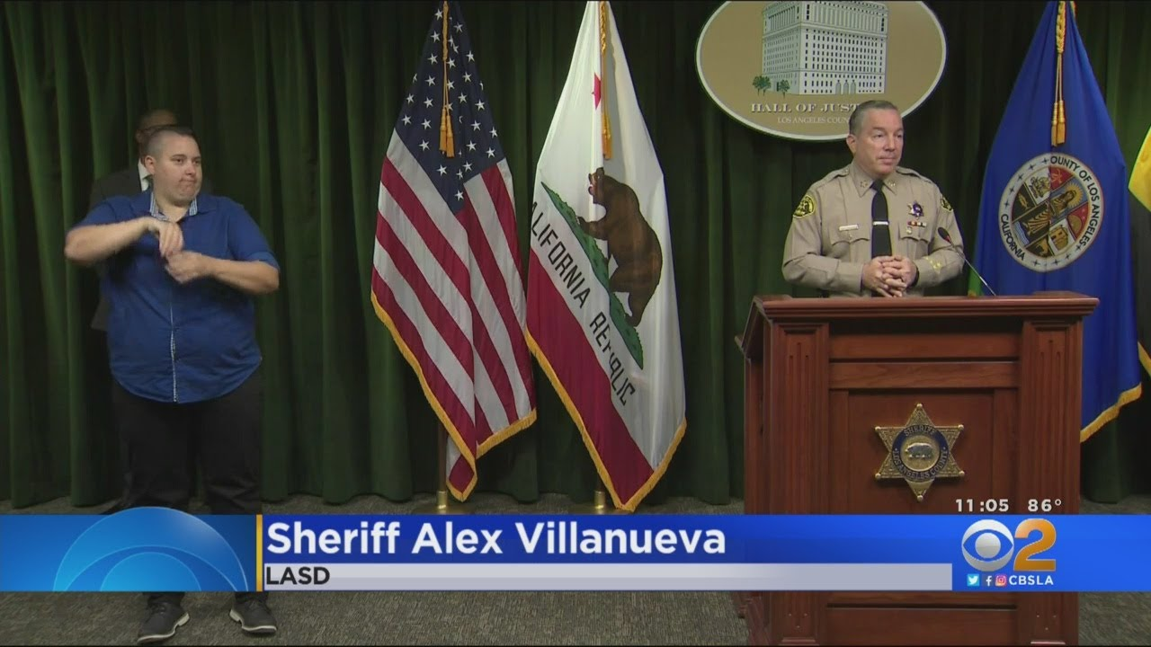 More Than Two-Dozen LA Deputies Disciplined Over Internal Gang Involvement
