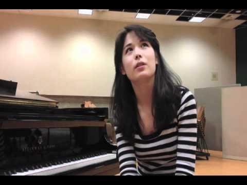 Pianist Alice Sara Ott on CBC Radio 2 Tempo: On classical music