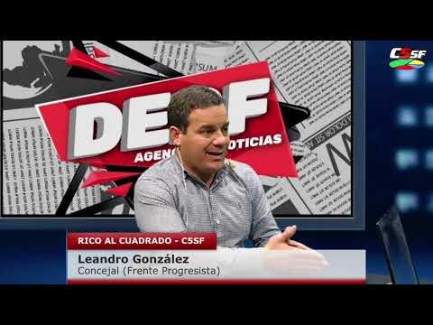 Leandro González: El intendente Corral construyó un relato