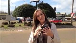 MBD Country Hart - Juanita du Plessis at Corssroads, Mississippi!