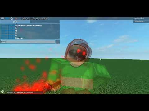 What Does Charas Face Look In The Inside Roblox Showcase