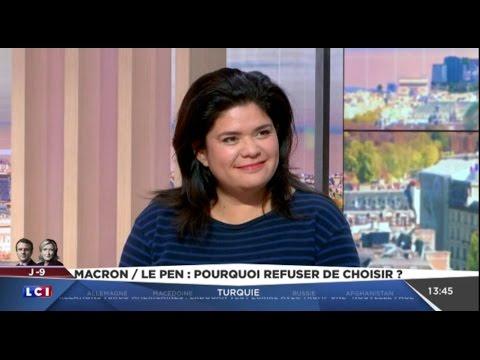 """""""Je remercie Jean-Luc Mélenchon d'avoir parlé à l'intelligence des insoumis"""" - Raquel Garrido"""
