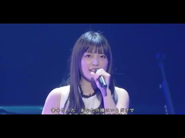 miwa - 夜空。feat.ハジ→【ballad collection tour 2016】