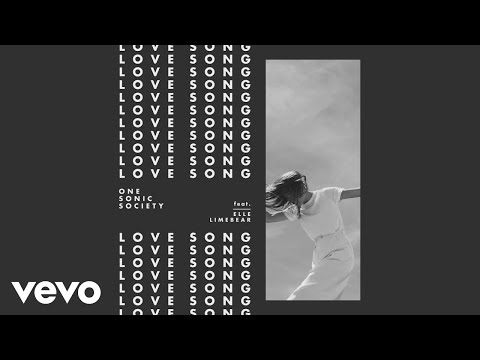 one sonic society - Love Song (Visualizer) ft. Elle Limebear