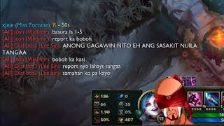 LOL Highlights and funny moments | sad Lee sin :(