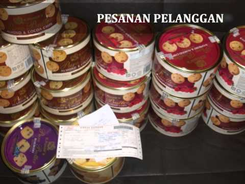 BISKUT BUTTER K.ROGER'S/K.ROGER'S BUTTER COOKIES Travel Video