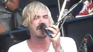 Death From Above 1979 Thunderstruck You're Lovely But You've Got Lots of Problems Live Lollapalooza
