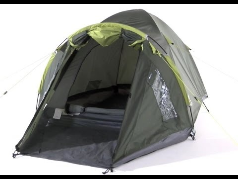 Regatta 2 man dome tent review  sc 1 st  YouTube : regatta 2 man tent - memphite.com