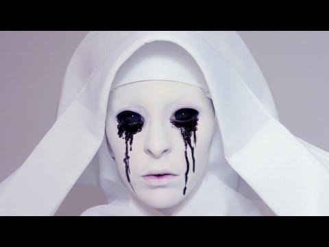 WHITE NUN (American Horror Story) - Makeup