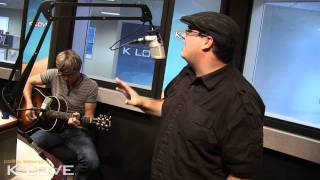 "K-LOVE - Sidewalk Prophets ""The Words I Would Say"" LIVE"