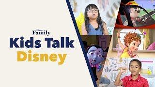 Kids Talk Disney: When I Grow Up | Disney Family