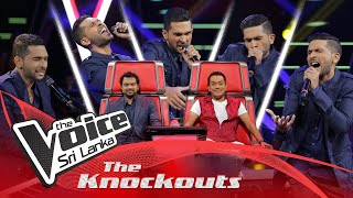 Julius Mitchell| Pem Lowe (පෙම් ලොවේ) | The Knockouts | The Voice Sri Lanka Thumbnail