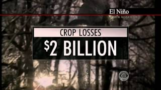 The economic impact of El Nino