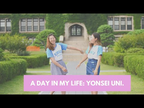 A Day In My Life At Yonsei University 🇰🇷  Summer Study Abroad In South Korea