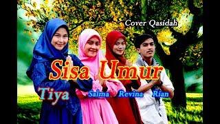 Gambar cover SISA UMUR - Tiya # Qasidah Cover