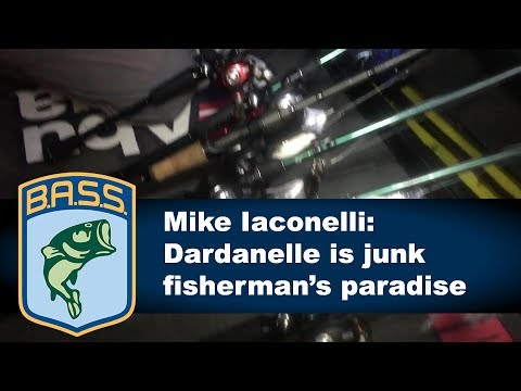 "Lake Dardanelle a ""junk fisherman's paradise"" right now"