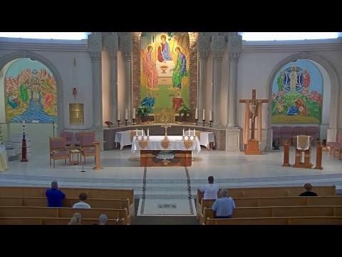 Sun. 6/18/2017 - 7am Mass - Fr. John Hannigan