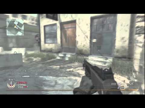 """MW2: Random Clips : """"Disappearing Act"""""""