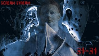 #ScreamStream: 31 on 31 (Michael, Freddy, & Jason Rankings)