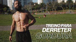 TREINO PARA DERRETER GORDURA   XTREME 21