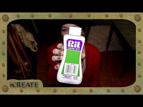 DIY How to Tint Paint with RIT Dye