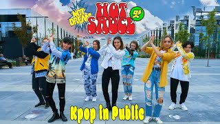 [K-POP IN PUBLIC RUSSIA] NCT DREAM - Hot Sauce cover dance by AERIDES
