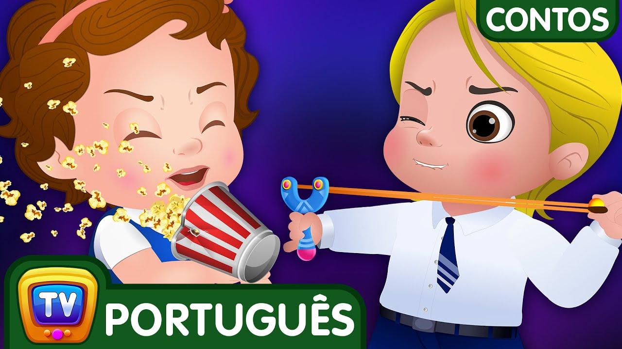 Mãos São Para Ajudar (Hands are for Helping) - Histórias De Ninar | ChuChu TV Brazil