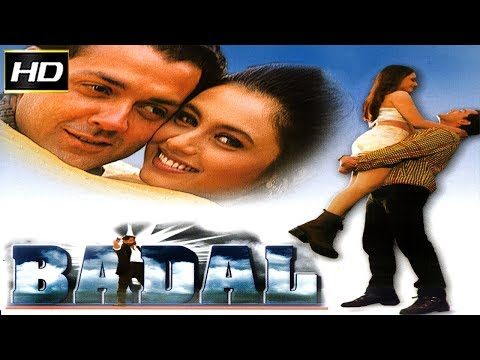 Badal 2000 - Action Movie | Bobby Deol, Rani Mukerji, Amrish Puri, Ashish Vidyarthi.