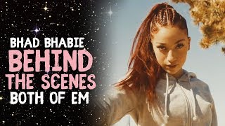 "Bhad Bhabie ""Both Of Em"" BTS Music Video"