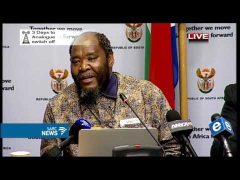 Lehohla releases report on the financial state of SA universities