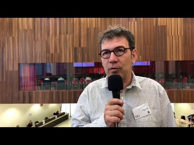 Interview de Stephane Coudret, directeur de centre social, JPAG 2018