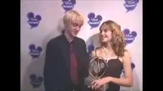 Tom Felton & Emma Watson - The real story