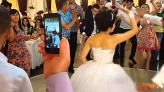 Армянская свадьба Геворга & Мариам 23.08.2015г. Танец невесты Мариам
