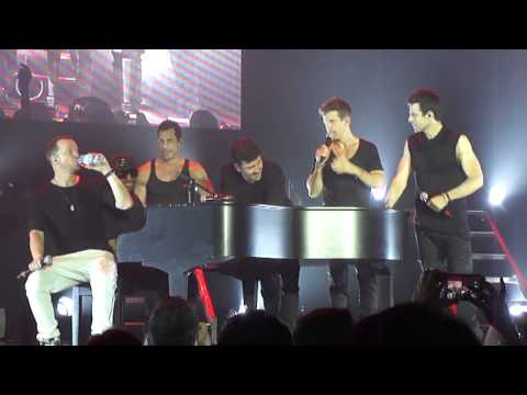 New Kids on the Block - Sands Event Center 6/11