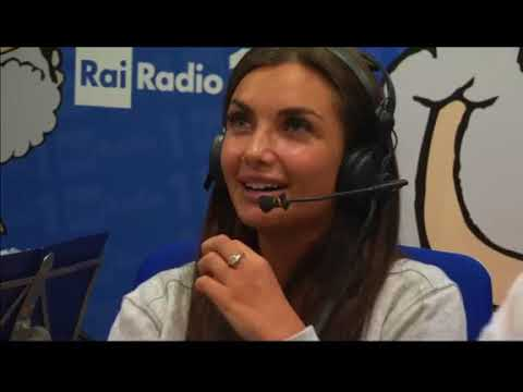 Vol7 - Entrevista a Elettra Lamborghini en radio italiana