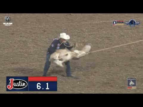 Tuf Cooper | 2019 Caldwell Night Rodeo | Tie-down Roping Champion