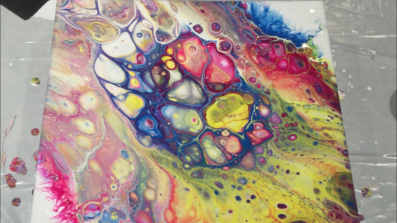 12 acrylic pouring for beginners everything you need to know to get started