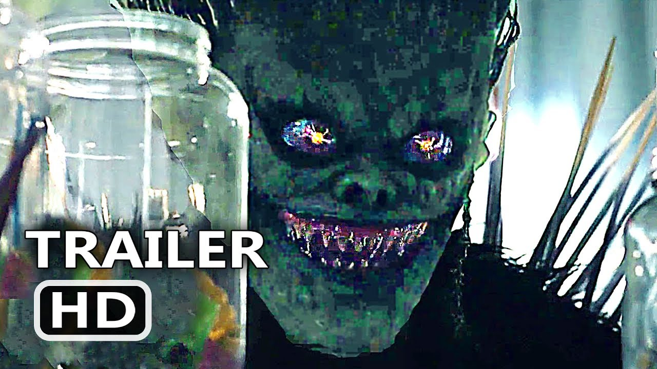 Death Note Official Ryuk Reveal Clip 2017 Nat Wolf Netflix New Thriller Movie Hd