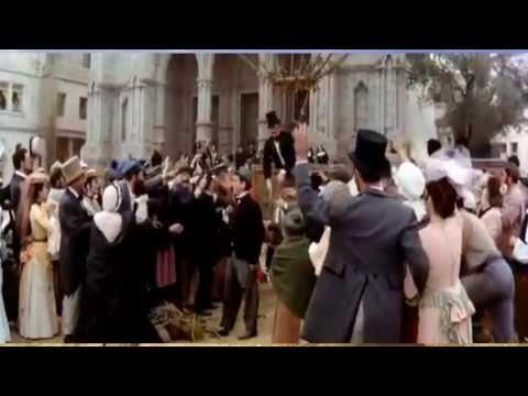 (HD 1080p) Around the World, Nat Cole/ City of Prague Philharmonic