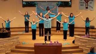 10,000 Reasons by Matt Redman (EMC Sign & Worship Team)