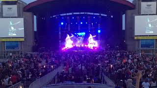 Panic at the Disco Bohemian Rhapsody June 2016 Jones Beach 1