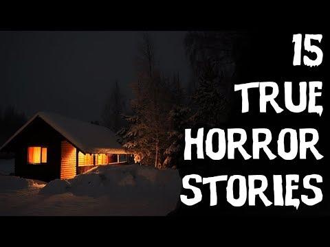 15 TERRIFYING TRUE Horror Stories From Reddit Let's Not Meet