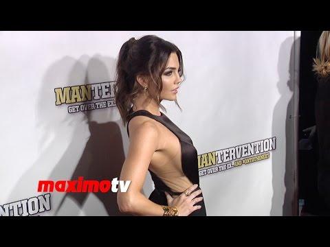 Jillian Murray  Mantervention Premiere  Red Carpet  Stars as Jessica