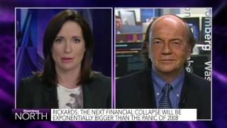 jim rickards world s on the verge of a monetary collapse