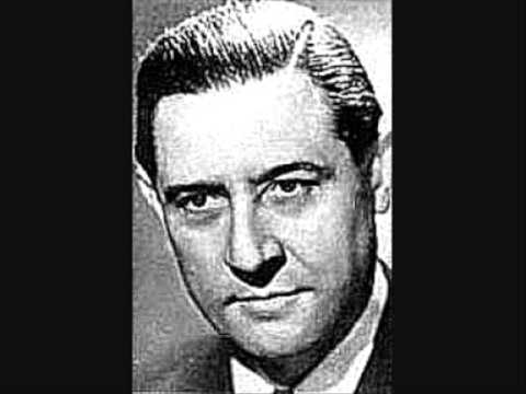 Georges Thill Complains Bitterly About An Opera Singer's Life