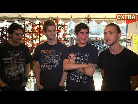 5 Seconds of Summer on Shes Kinda Hot, New Album, and What They Miss Most on Tour